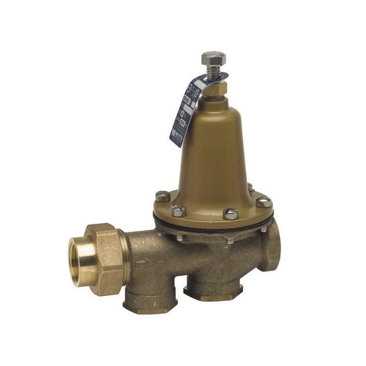 "Watts 0069722 25AUB-Z3 3/4"" Water Pressure Reducing Valve with Sweat Connections Valves Specialty Valves Pressure Relief Valve"