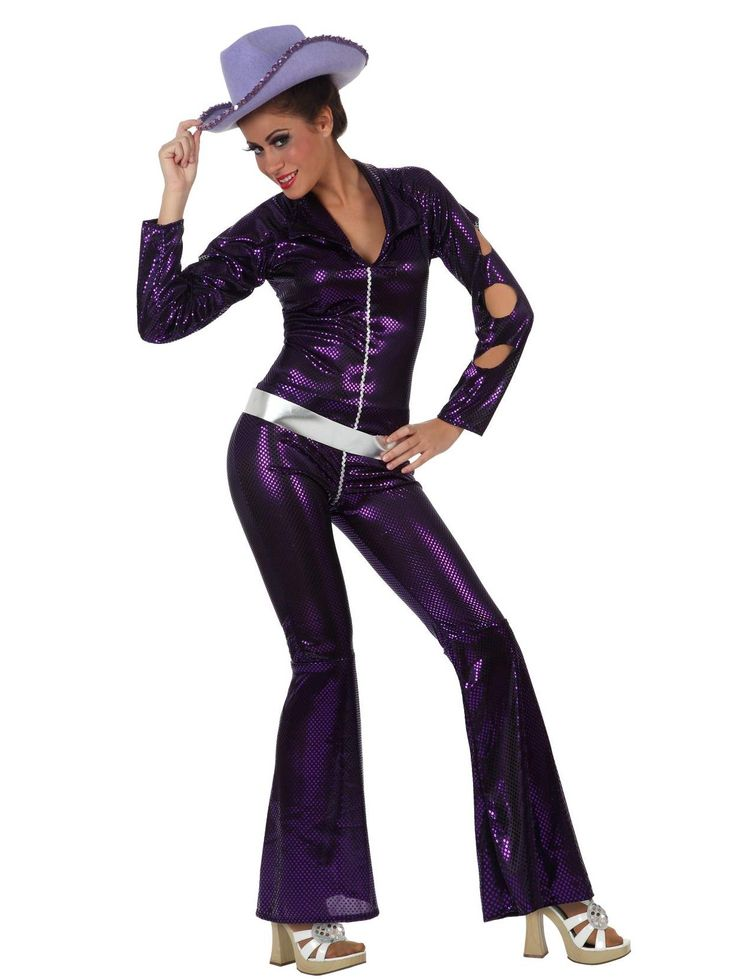 38 best images about d guisements disco pour femme on pinterest fancy dress costume disco - Look disco femme ...