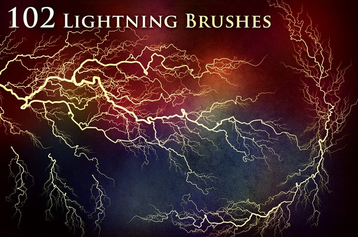 Lightning and Electricity Brushes