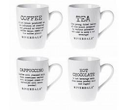 Riverdale Mokken Coffee, Tea, Hot Chocolate, Capuccino - Tutze