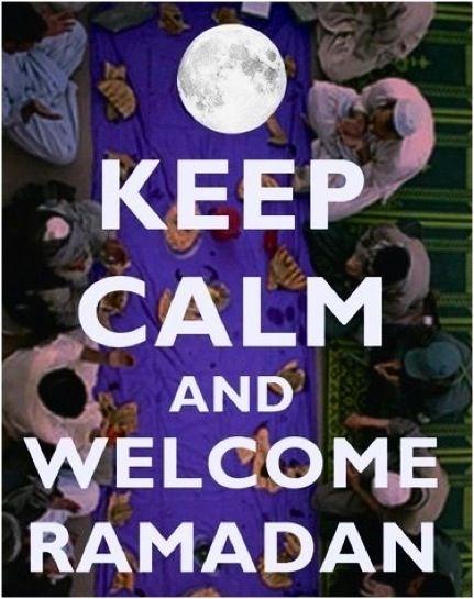 Marhaban Ya Ramadhan...