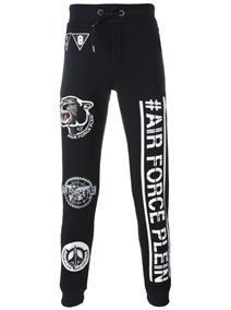 #philippplein #alducadaosta #fw16 #newarrivals #fashionman #fashionstyle #outfit #newoutfit #outfitinspiration #rnr #tshirts #fall #winter #pants #joggers Shop now > http://bit.ly/PhilippPleinNewin