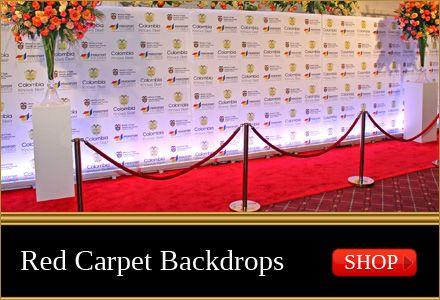 red carpet backdrops