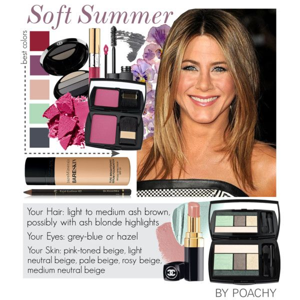 Soft Summer. by poachy on Polyvore featuring косметика, Lancôme, Giorgio Armani, Bobbi Brown Cosmetics, Dr.Hauschka, NARS Cosmetics, Lipstick Queen, Yves Saint Laurent, Ilia and Bare Escentuals