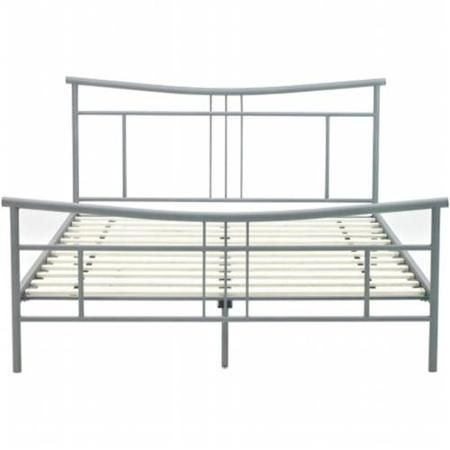 chelsea metal full platform bed frame
