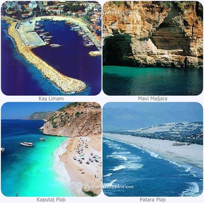 Akdeniz'in En Güzel 10 Tatil Yeri - Forum Gerçek