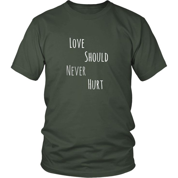 Love Should Never Hurt