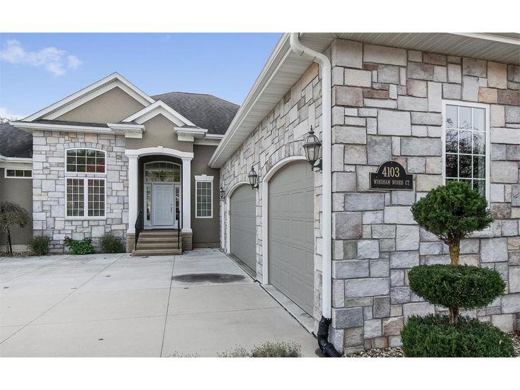 4103 Windham Woods Ct SE, Cedar Rapids, Iowa, MLS# 1612195, 4 bedroom, 4 bathroom, $389950, Cedar Rapids Homes for Sale