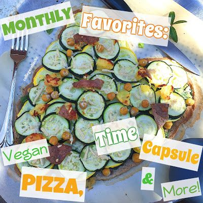 What has this #glutenfree #college   #celiac been up to in March? I share my favorite eats (from the #recipe  for this #vegan pizza to my favorite  #healthy side from the Whole Foods hot bar!) and my daily highlights (like getting accepted to #gradschool  and opening my time capsule for my 21st #birthday) - plus what you should except to see this April!  #health #recap