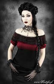 Goth  romantic  clothing