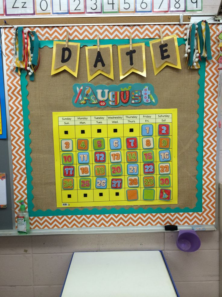 Classroom Bulletin Design ~ Best calendar bulletin boards ideas on pinterest