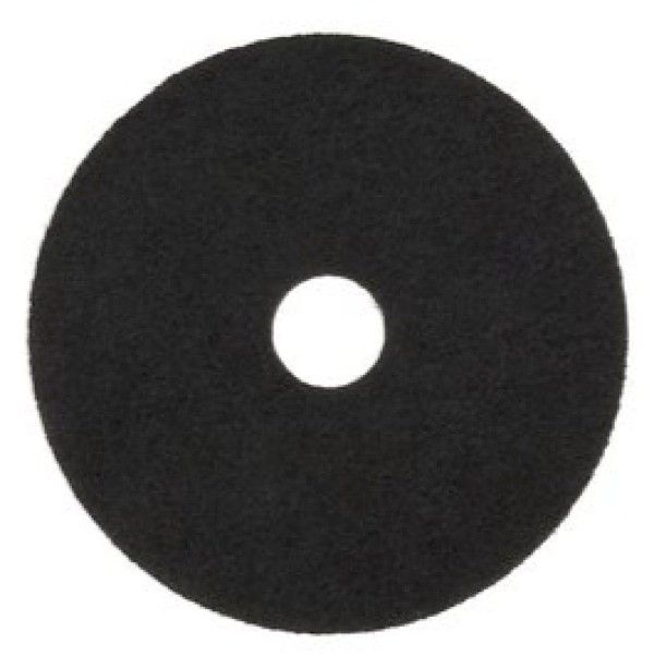 7200 16IN BLACK STRIPPER.  The industry standard against which all other stripping pads are compared. Maintains consistent high performance throughout the life of the pad.  - Harga per pads.  http://tigaem.com/floor-pad-/391-7200-black-stripper-16-5-pads-case.html  #blackstripper #poleslantai #3M