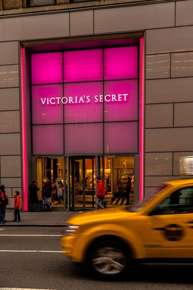 victoria secret new york store - Google Search