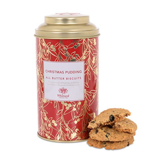 Christmas Pudding All Butter Biscuit
