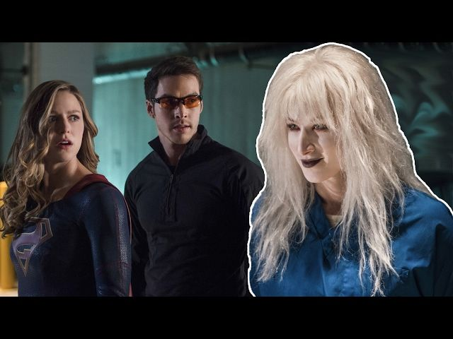 Supergirl Season 2 Episode 10 'We Can Be Heroes' Review And Easter Eggs! - Video --> http://www.comics2film.com/supergirl-season-2-episode-10-we-can-be-heroes-review-and-easter-eggs/  #Supergirl