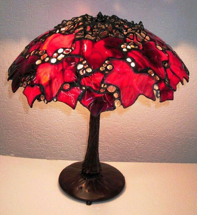 die 25 besten ideen zu tiffany lampen auf pinterest. Black Bedroom Furniture Sets. Home Design Ideas