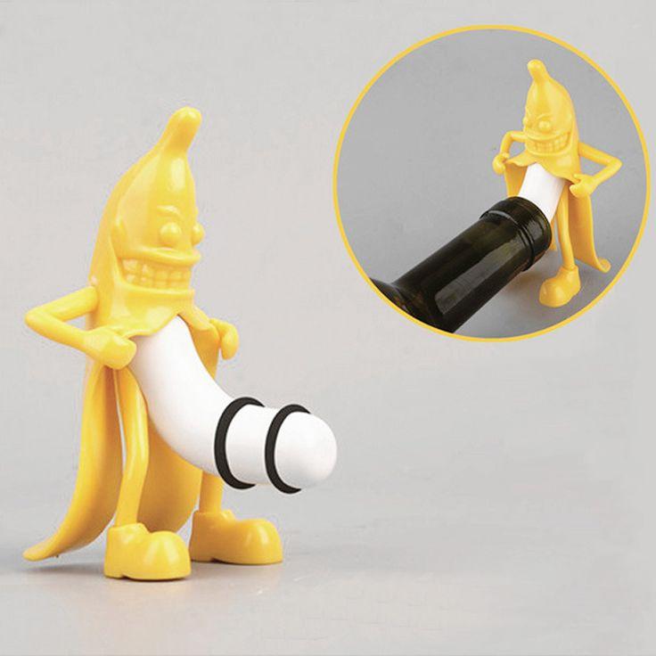 New Creative Soda Wine Bottle Novelty Wine Stopper Corkscrews Bar Tool Wine Beer Bottle Cork Stopper Bar Novely Gift #WL099