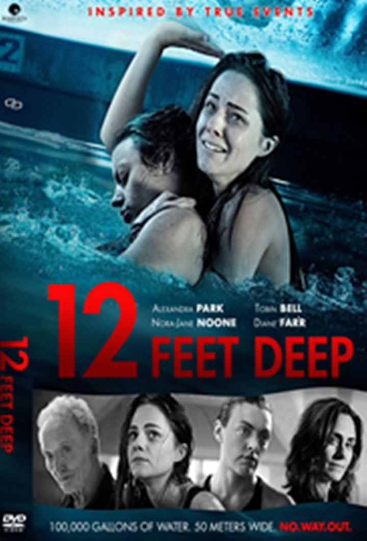 Direct Download 12 Feet Deep 2017 HD Movie.Enjoy best 2017 top rated horror movies from safe server with high quality prints only on hdmoviessite
