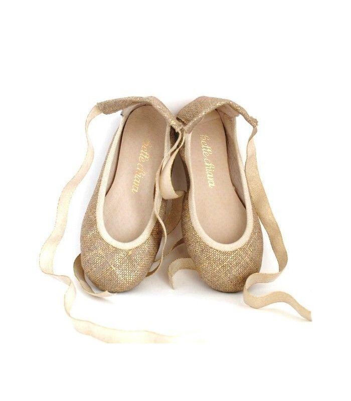 Zapatos de Comunión 2016: ¡Apuesta por las bailarinas!