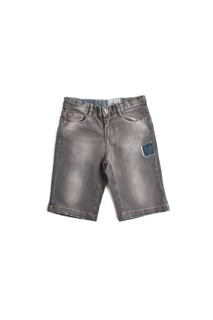 short denim 3130720 grigio