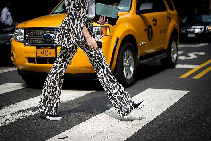 Street style moda en la calle tennis a la moda   Galería de fotos 18 de 41   VOGUE