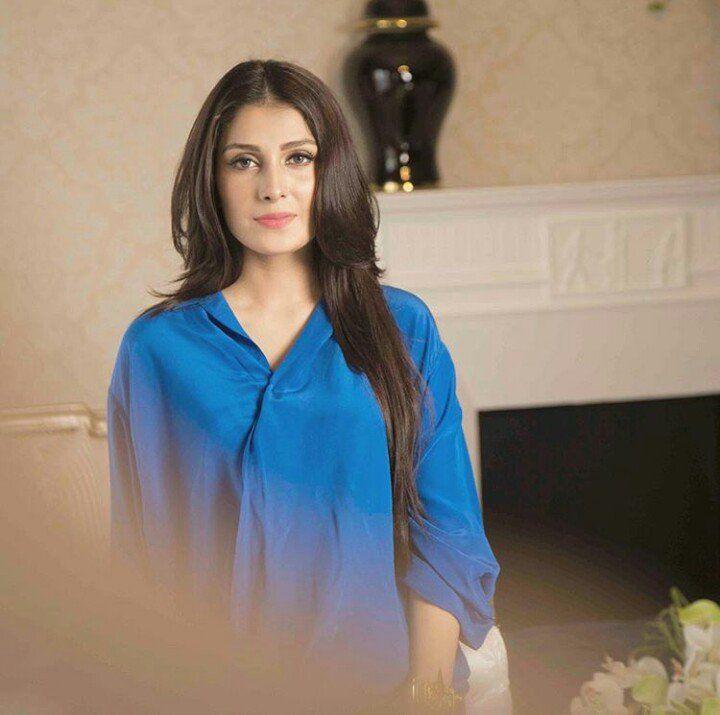 aiza khan shoot for OK magzine!!