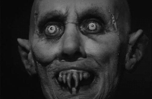 Clásicos del Cine de Terror para Halloween - Conde Orlok