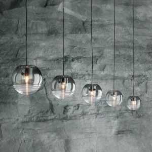 Tom Dixon Flask Ceiling Pendant Light - Lighting Direct