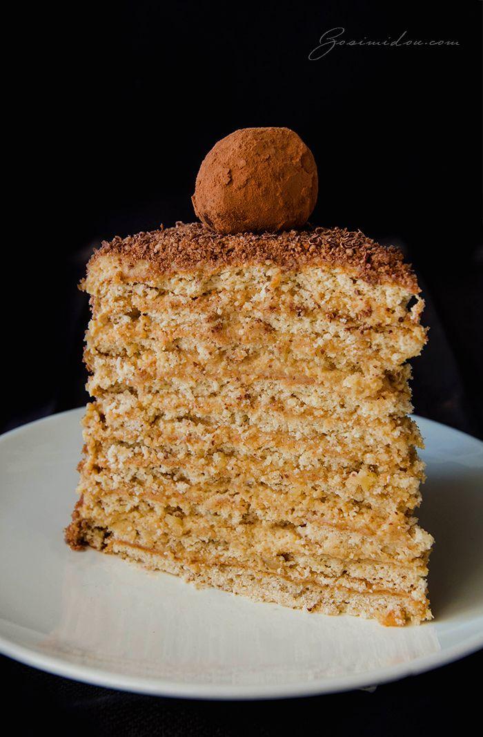 "Cake Ideal | Торт ""Идеал"""