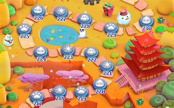 Gamasutra: Junxue Li's Blog - Bubble Witch 2 Saga: The most beautiful 3D render maps