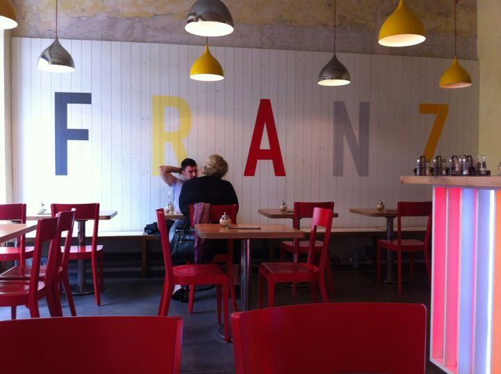 Bistro Franz - of the soup