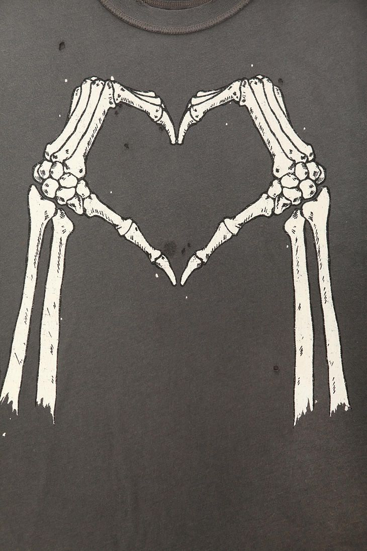 aww, skeleton love