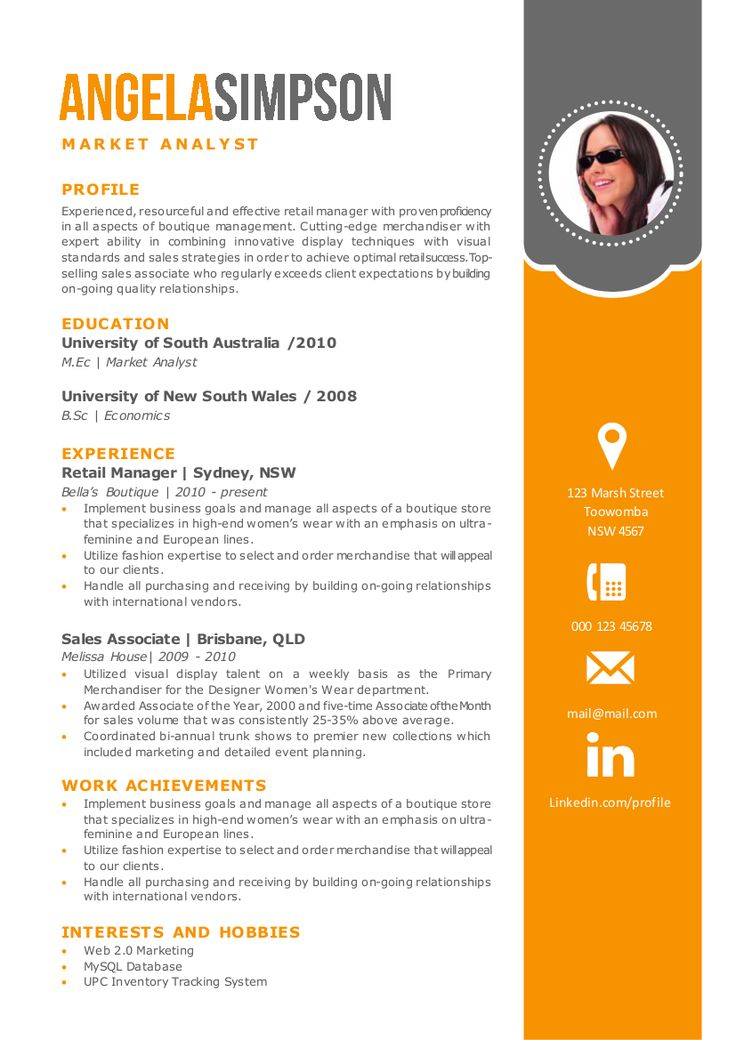 8 best Resume images on Pinterest Artist resume, 2 in and Artist - example artist resume