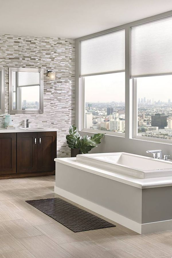 Whether it's getting ready in the morning or unwinding after a long day, modern Moen fixtures can elevate any bathroom's style.