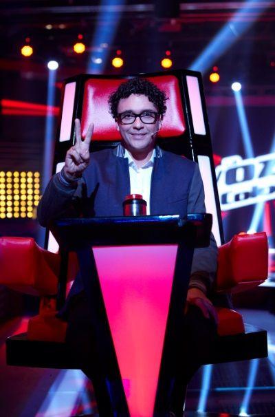 Andrés Cepeda  se caracteriza por la riqueza lírica de sus canciones, interpretadas mediante su incomparable voz. Como uno de los cuatro entrenadores  de la segunda Temporada de 'La Voz Colombia'  asegura que en su equipo está  el ganador.