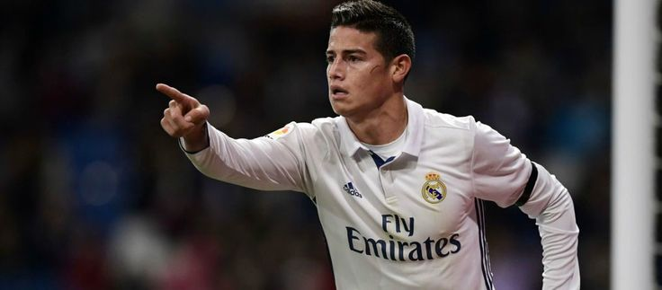 Milan To Discuss James Rodriguez Transfer