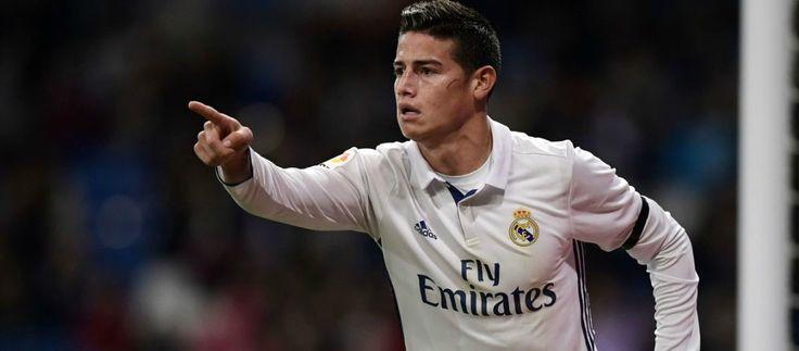Milan To Discuss James Rodriguez Transfer