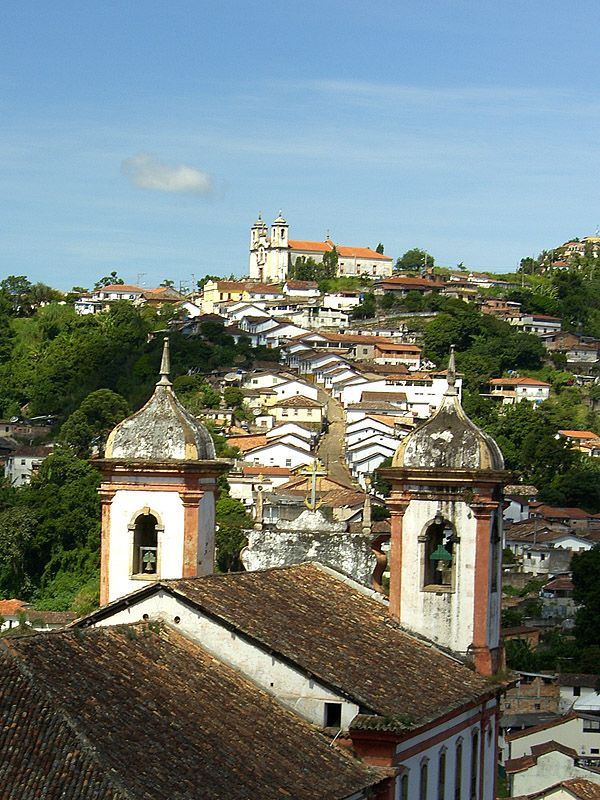 A beautiful view of the historic city of Ouro PretoCidade Histórica, Invisible Cities, Beautiful View, South America, Wonder Places, Ouro Preto Mg, Historical Cities, Cities Scapes, Adventure Places