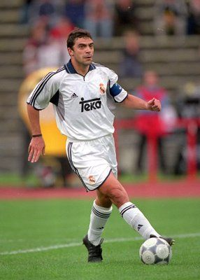 Manuel Sanchis, Real Madrid (1983-2001)