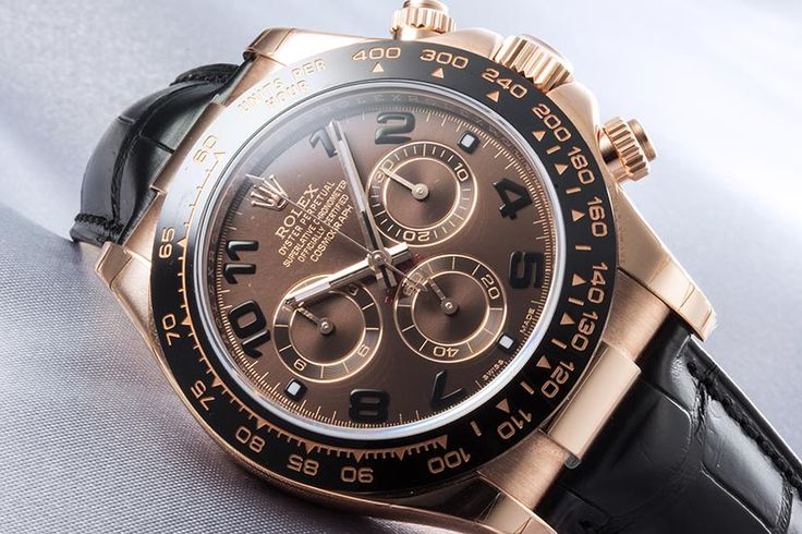 Rolex Daytona Chocolate 116515ln Watch Review   Best Price