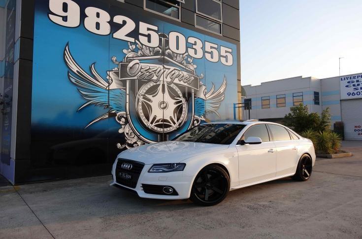 Audi A5 Rims & Mag Wheels