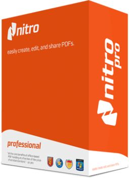 Nitro pro 10 Crack + Serial key Number, You can make and create PDF data of about 300 computer file formats. You can reconvert PDF data into OpenOffice,