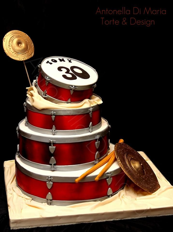we should make this cake for your dad's next birthday