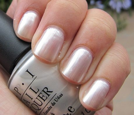 OPI Kyoto Pearl..definitely planning on wearing this for my wedding!