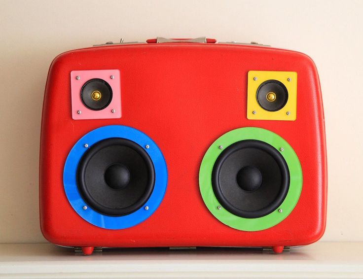 #Boombox Music #Speaker #Suitcase by Smithers of Stamford http://thegadgetflow.com/portfolio/boombox-music-speaker-suitcase/?utm_content=buffer0fd3a&utm_medium=pinterest&utm_source=pinterest.com&utm_campaign=buffer Now that's an uber cool collection!