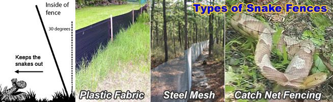 Snake Proof Fence Here Are Various Options For Snake