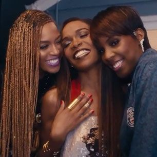 Destiny's Child Reunite for Michelle Williams' 'Say Yes!' Video. Love this new song by Destiny's Child!
