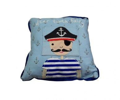 Gisela Graham Pirate Tooth fairy Cushion