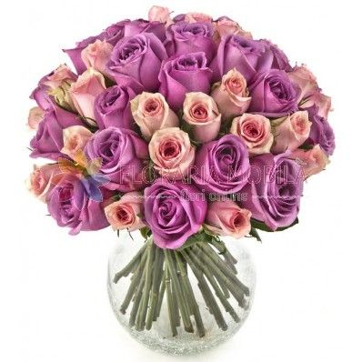roses bouquet / buchet trandafiri