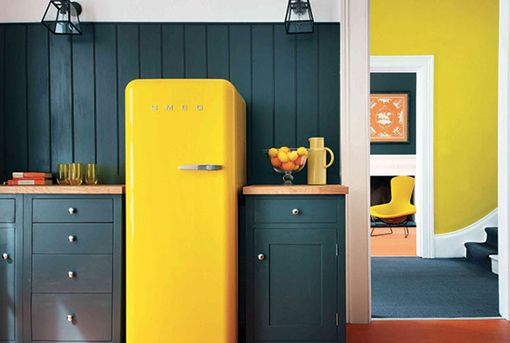 Learn about the top 4 best retro kitchen appliance brands with vintage look ranges, refrigerators & dishwashers from Smeg, GE, Heartland